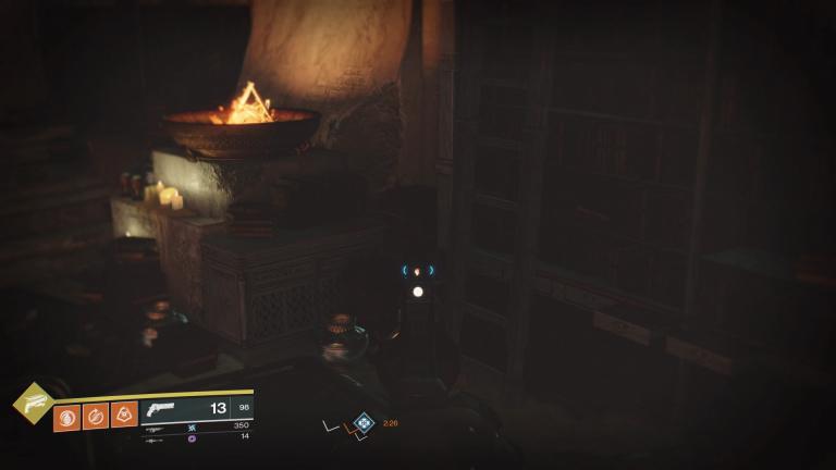Ouvrir le coffre du Phare (Extension Osiris)
