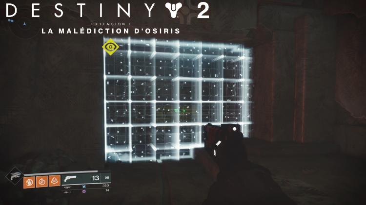Destiny 2 Osiris : comment accéder au coffre caché du Phare ?