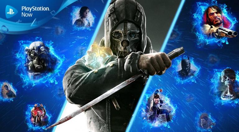 Dishonored et 8 autres jeux rejoignent le PlayStation Now