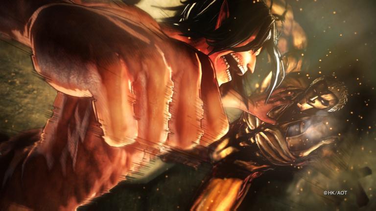 L'Attaque des Titans 2 présente une nouvelle série d'images