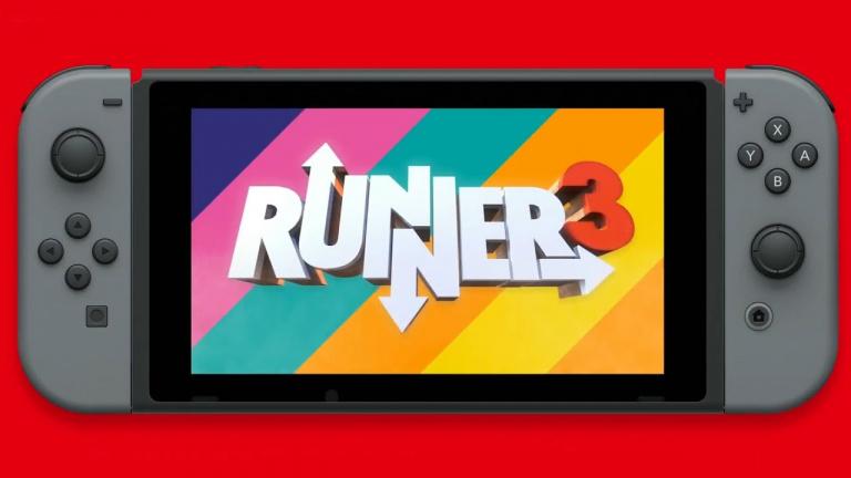 Nicalis publiera une version physique de Runner3 sur Nintendo Switch