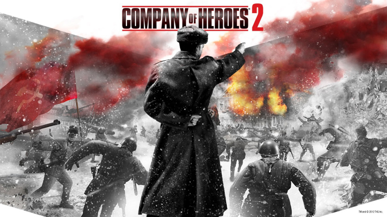 Company of Heroes 2 gratuit sur Humble Bundle