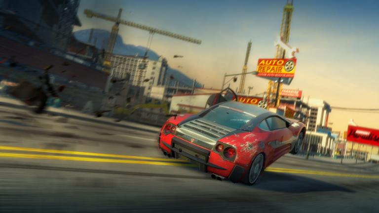 Burnout Paradise : un portage à venir sur PS4, Xbox One et ...