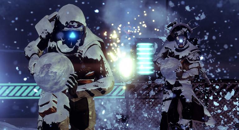 Destiny 2 : Un événement dédié à Noël arrive la semaine prochaine