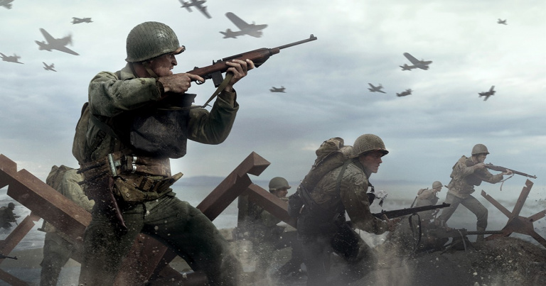 Call of Duty : Licence la plus vendue en Amérique du nord en 2017