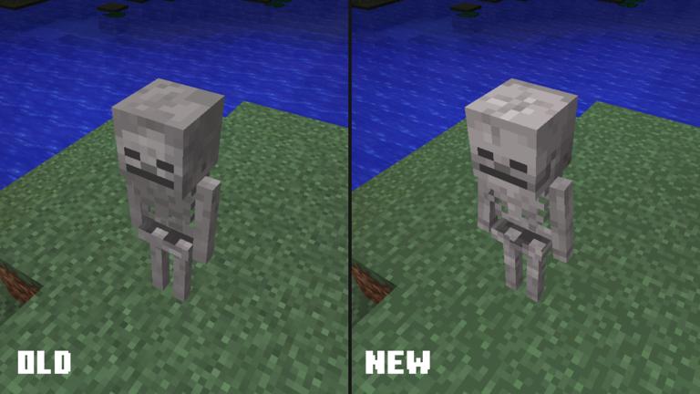 Minecraft Un Nouveau Texture Pack Officiel A L Essai Actualites Jeuxvideo Com