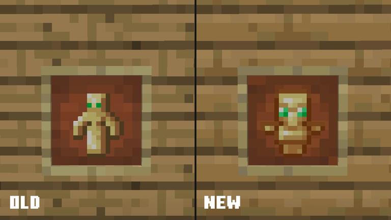 Minecraft : Un nouveau texture pack officiel à l'essai