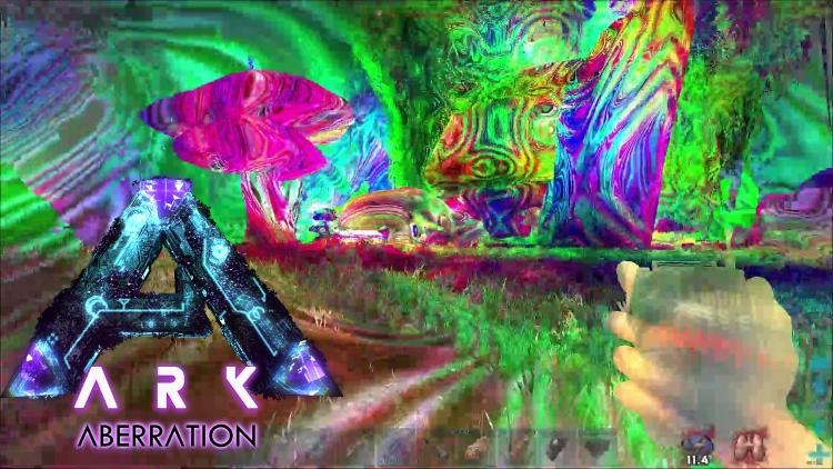 Ark pokemon aberration images pokemon images for Plant x ark aberration