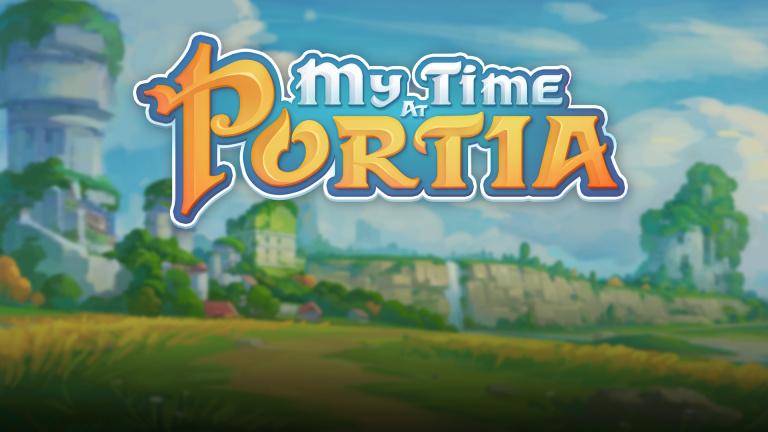 My Time at Portia en early access sur Steam le mois prochain