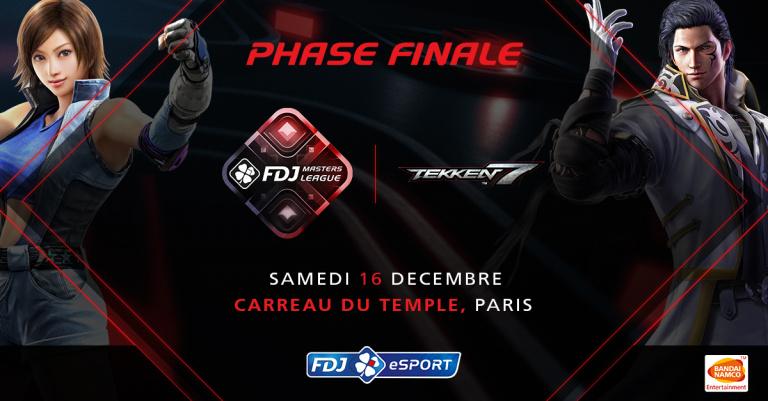 Suivez les finales FDJ Masters League en Live !