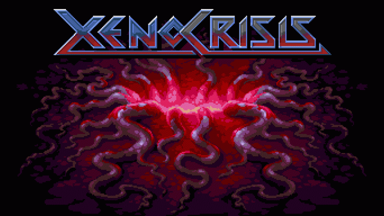 Xeno Crisis : Un nouveau jeu Mega Drive sur Kickstarter