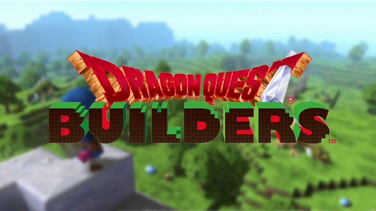 Dragon Quest Builders arrive sur Switch en février en Europe