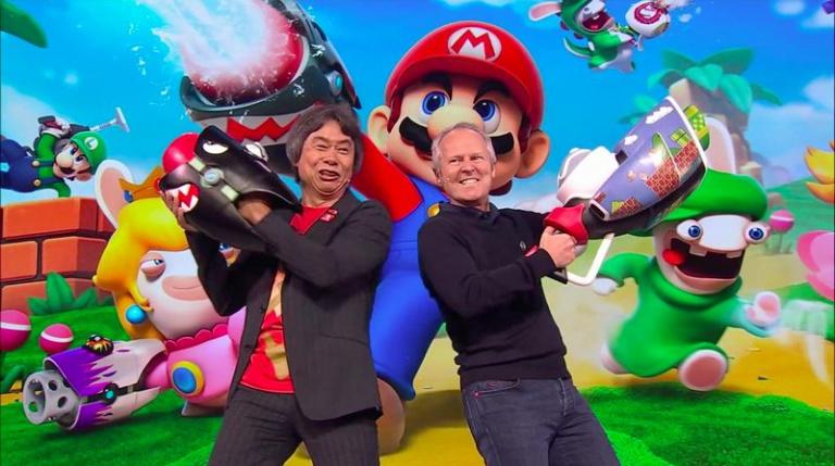 Mario + The Lapins Crétins Kingdom Battle propose désormais de la capture vidéo