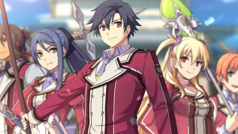 Un site teaser pour The Legend of Heroes : Trails of Cold Steel IV
