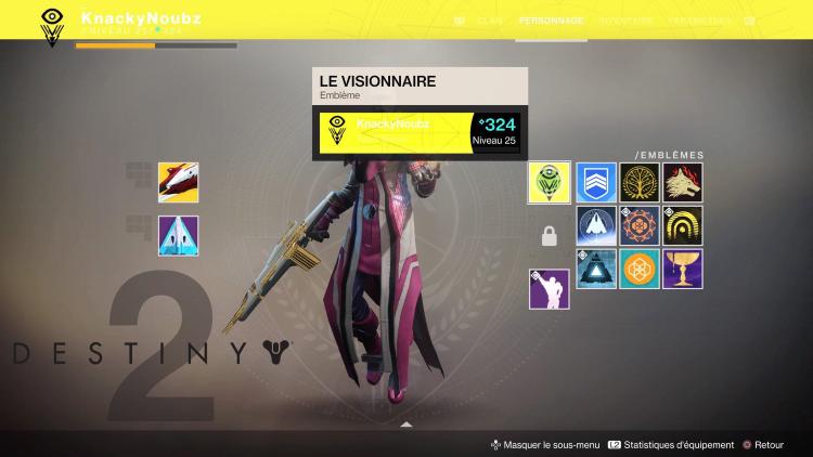 Destiny 2, un emblème bonus caché dans le webcomic d'Osiris : comment l'obtenir