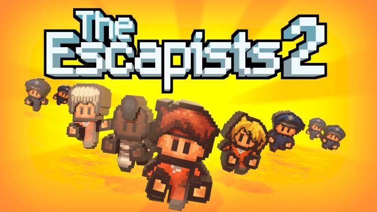 The Escapists 2 dévoile sa date de sortie sur Switch