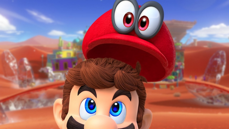 Super Mario Odyssey dépasse le million au Japon
