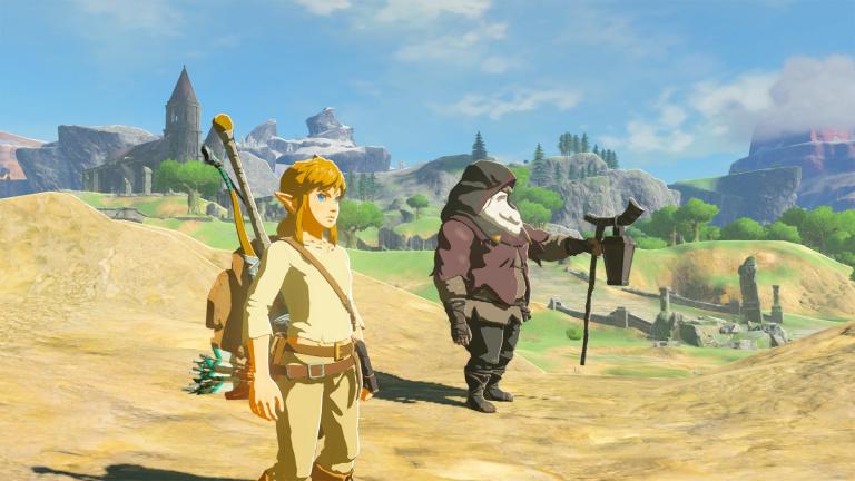 The Legend of Zelda : la création du prochain épisode a débuté