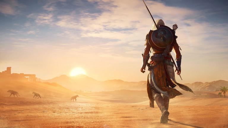 Assassin's Creed Origins : Final Fantasy XV s'invite pour une mission spéciale