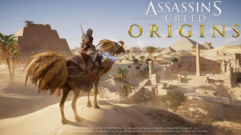 Assassin's Creed Origins : obtenir le Chocobo et réussir la mission Final Fantasy 15, notre guide