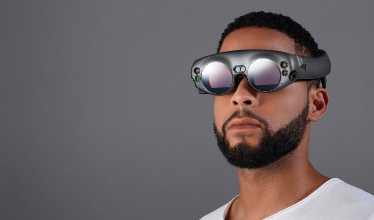 Le casque de réalité mixte Magic Leap One se montre enfin