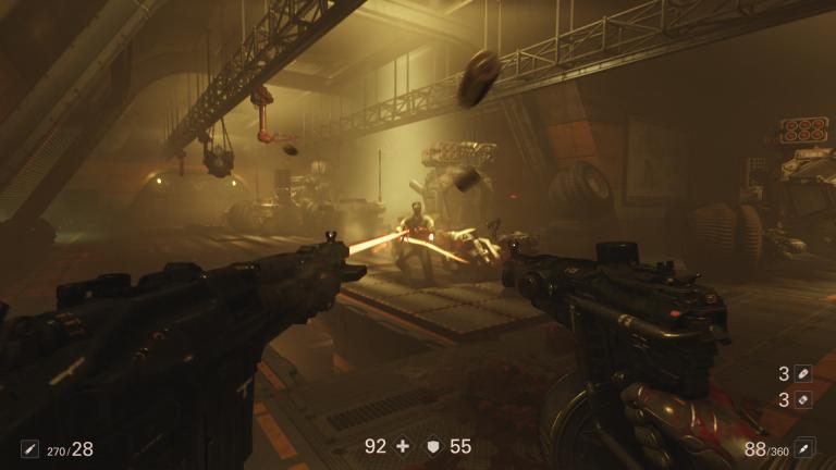 Wolfenstein II : Freedom Chronicles - Les Aventures de Gunslinger Joe, brutal mais convenu