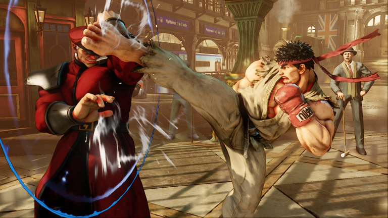 Street Fighter V : Capcom annonce un mode Team Versus