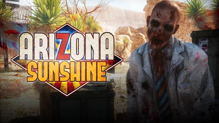 Arizona Sunshine :  Les armes à deux mains bientôt disponibles sur PC
