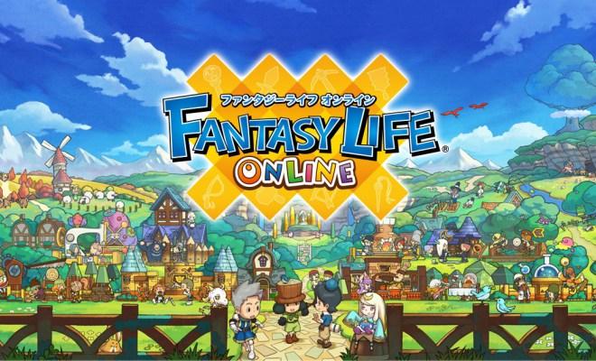 Fantasy Life Online repoussé à 2018