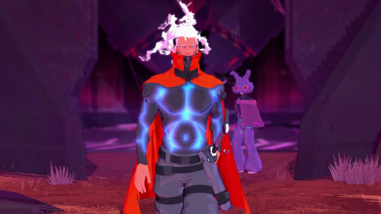Furi : Une date pour la version Switch