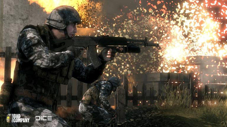 Battlefield : Bad Company fait désormais partie de l'EA Access