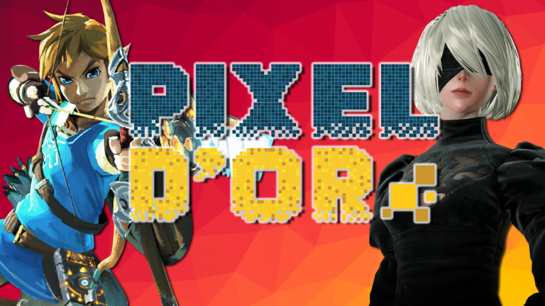 Les Pixels d'Or 2017 de jeuxvideo.com : les meilleurs jeux de l'année
