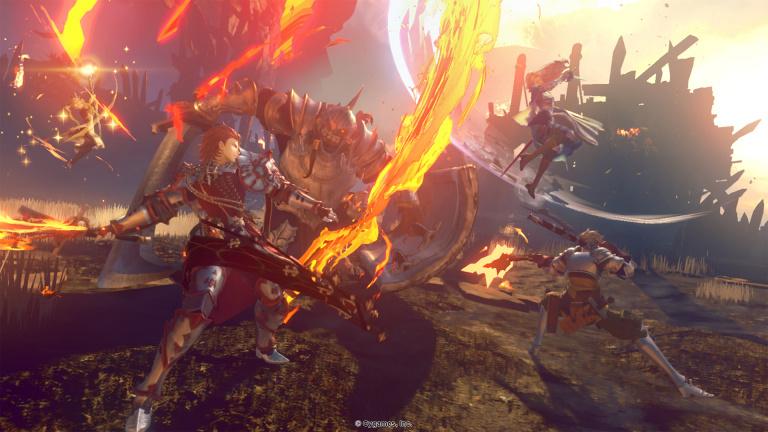 De nouvelles images pour Granblue Fantasy Project Re: Link