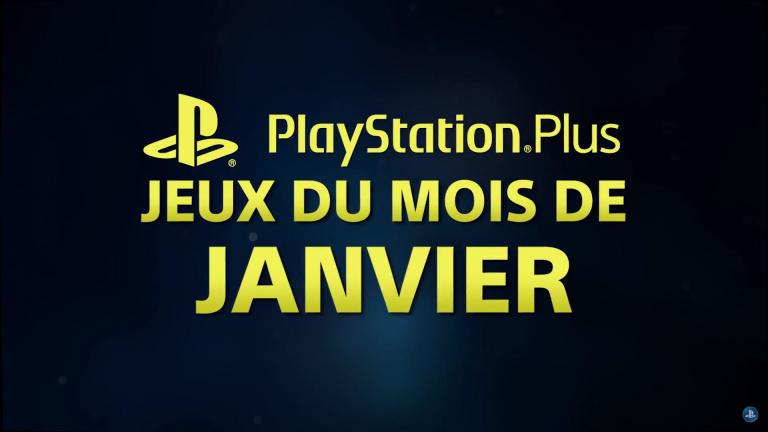 PlayStation Plus : découvrez les jeux gratuits du mois de janvier