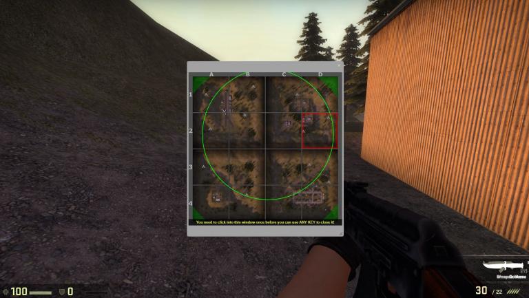 """CS:GO """"Battle Royale"""" GO 4 The Kill : guide pour jouer au mod et bien débuter"""