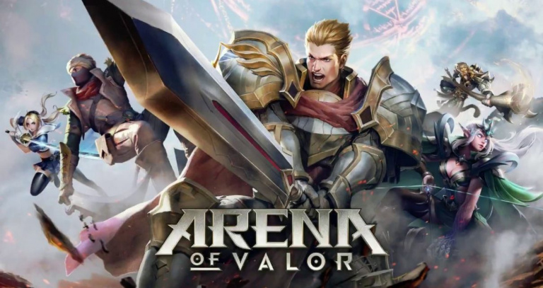 Arena of Valor : Une beta fermée sur Switch