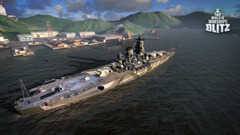 World of Warships Blitz se lance officiellement