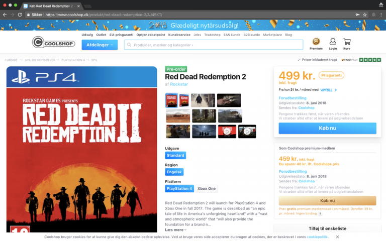 [Rumeur] Red Dead Redemption 2 : Un distributeur fait fuiter une éventuelle date de sortie