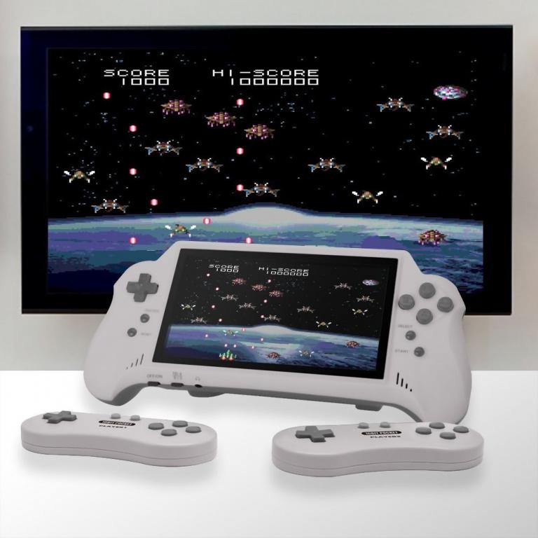 Une Super NES portable et compatible avec les jeux PAL arrive au Japon !