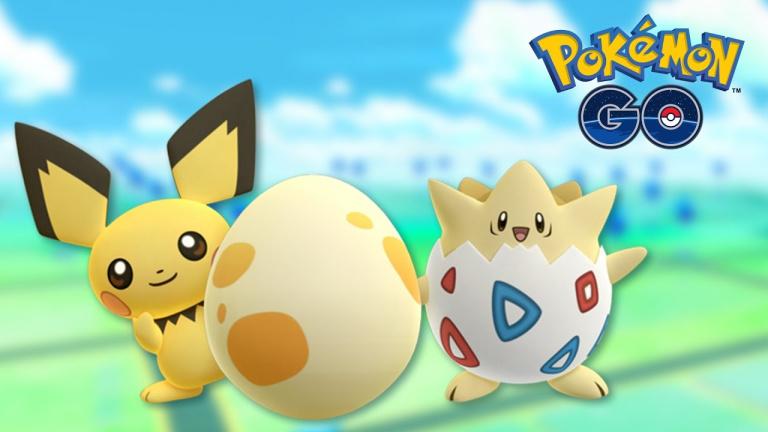 (MàJ) Pokémon GO : quels Pokémon 3e Génération dans quels œufs ? La liste complète