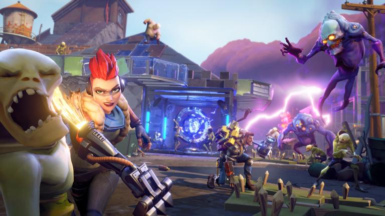 Fortnite Battle Royale : un pistolet à silencieux et un mode de jeu temporaire