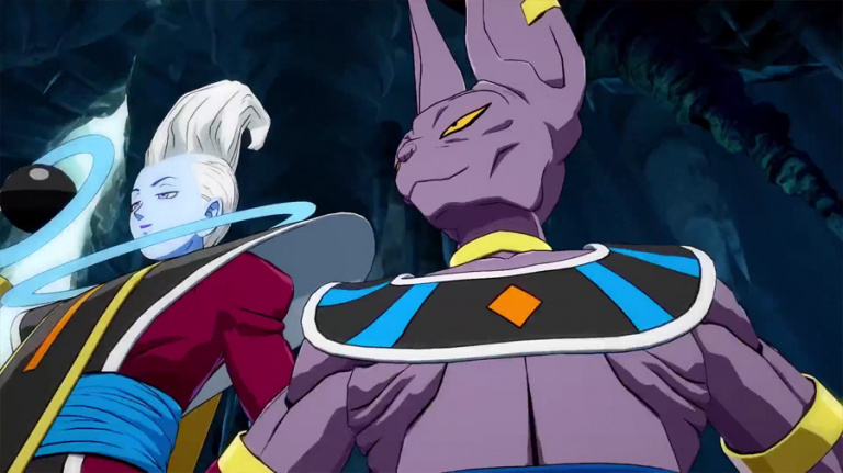 Dragon Ball FighterZ : Beerus sera jouable durant la beta ouverte