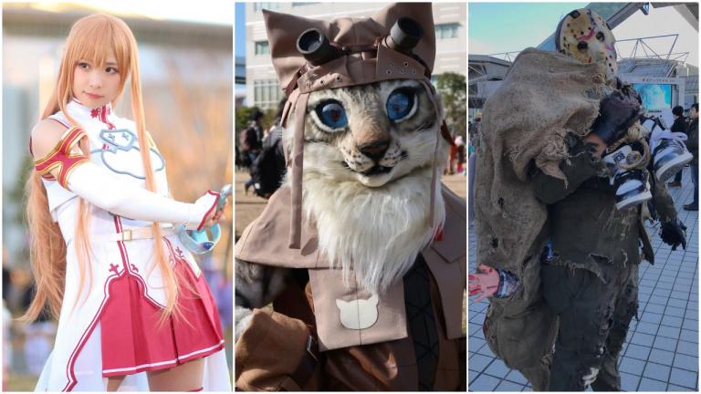 Voici les plus beaux cosplayers du Comic Market de Tokyo !