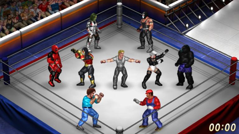 Fire Pro Wrestling World pour cet été sur PS4