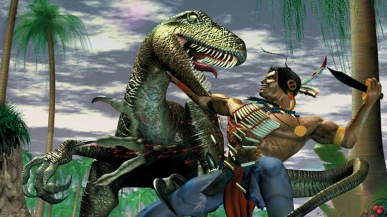 Turok Remastered reçoit sa classification PEGI sur Xbox One