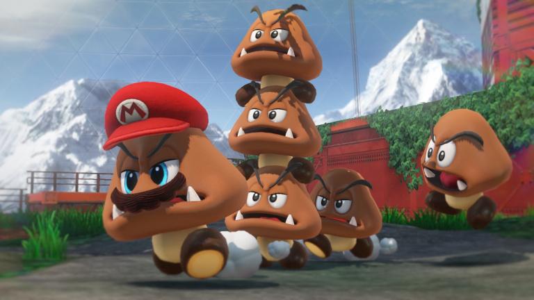 Super Mario Odyssey : une communauté de speedrunners hyperactive