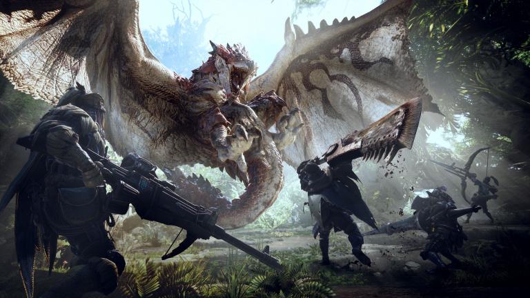 Monster Hunter World : une sortie automnale sur PC