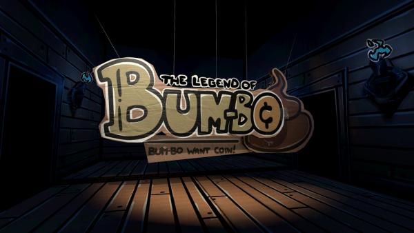 The Legend of Bum-Bo repoussé