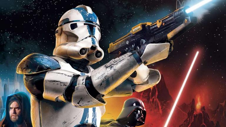 Le Star Wars Battlefront II de 2005 se met à jour