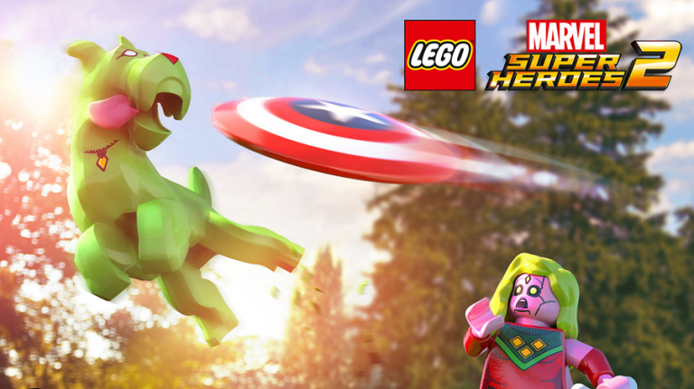 LEGO Marvel Super Heroes 2 accueille les Marvel Champions
